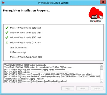 Installing Red Hat OpenShift Environment using Click2Cloud Auto Script - Install Win Node - Wizard prerequisite.jpg