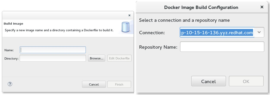 Docker OpenShift 3 Extension for Visual Studio - Build Docker Image